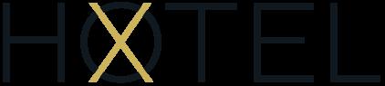 hotel X logo