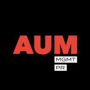 aum logo black square